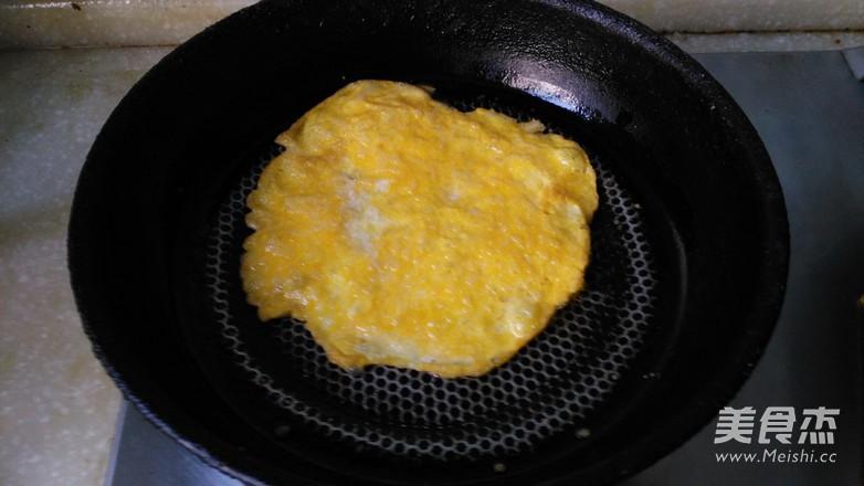 合饼卷菜的简单做法