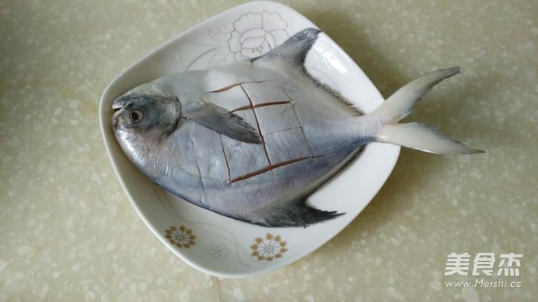 清蒸鲳鱼的做法大全