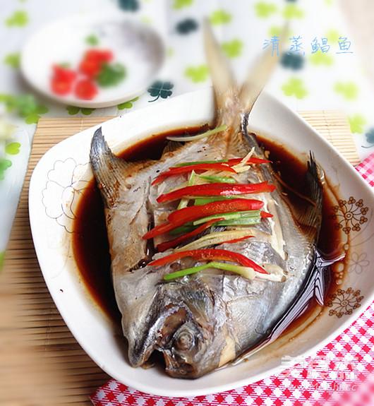 清蒸鲳鱼怎么炖