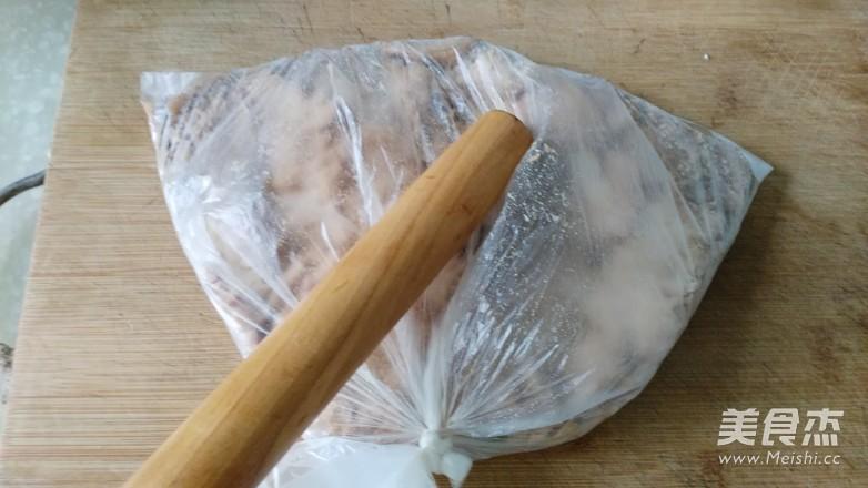 自制猪肉松的简单做法