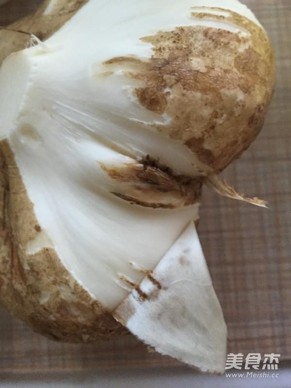 清炒凉薯的做法图解