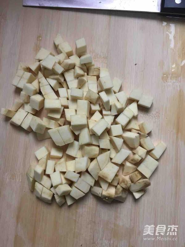 百果芝麻汤圆的家常做法
