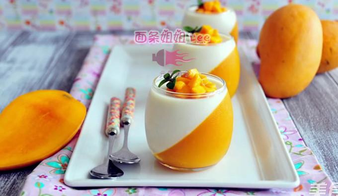 芒果鲜奶杯怎样炒