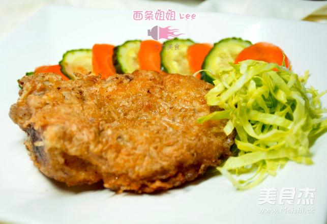 上海炸猪排配辣酱油怎么炖