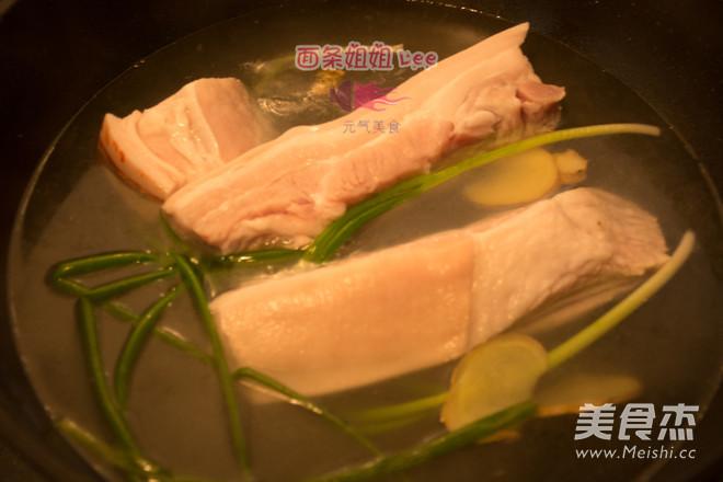 梅干菜烧肉的家常做法