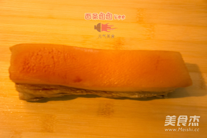 梅干菜烧肉的简单做法