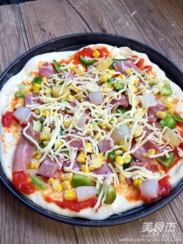 培垠披萨怎么炒
