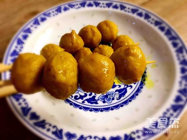 咖喱鱼丸怎么吃