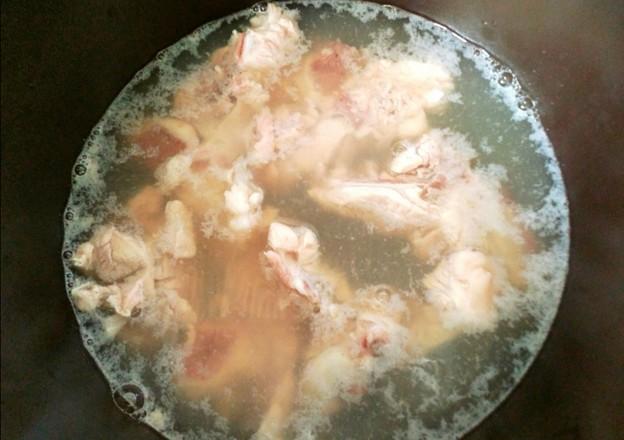 排骨山药黄豆汤怎么炒