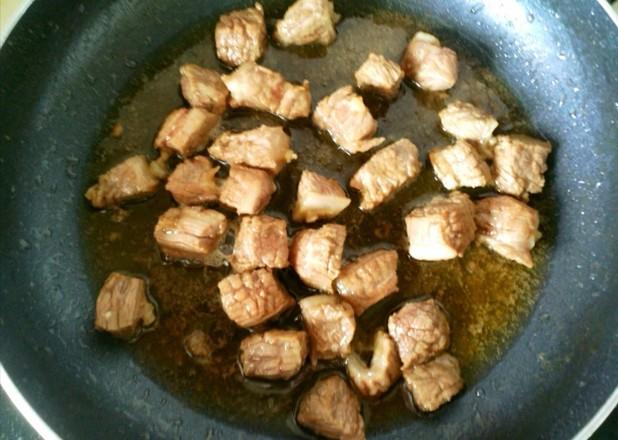 牛肉炖土豆怎么吃
