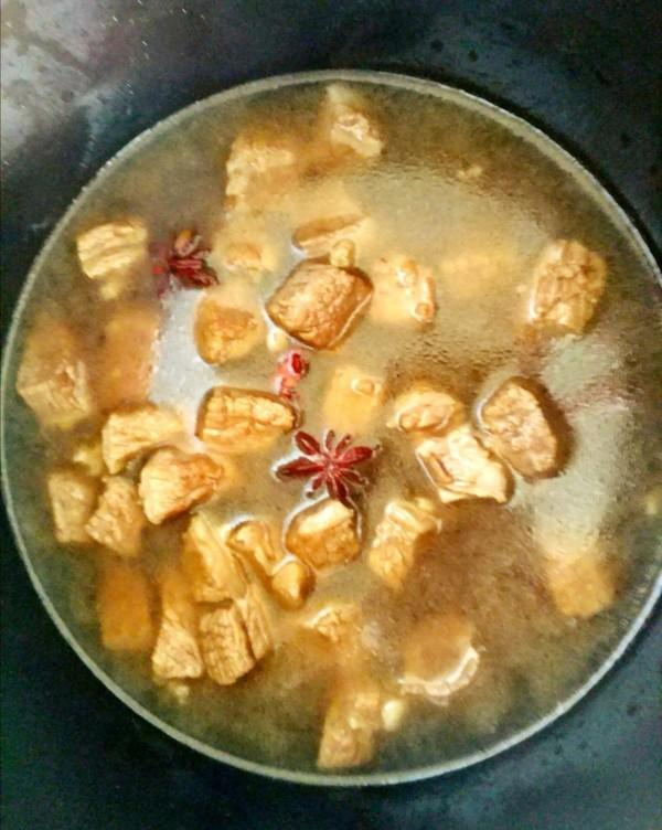 牛肉炖土豆怎样炒
