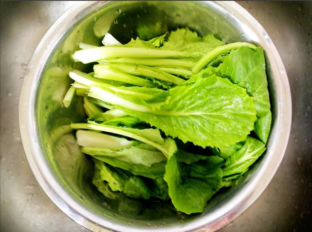 清炒小白菜的做法大全