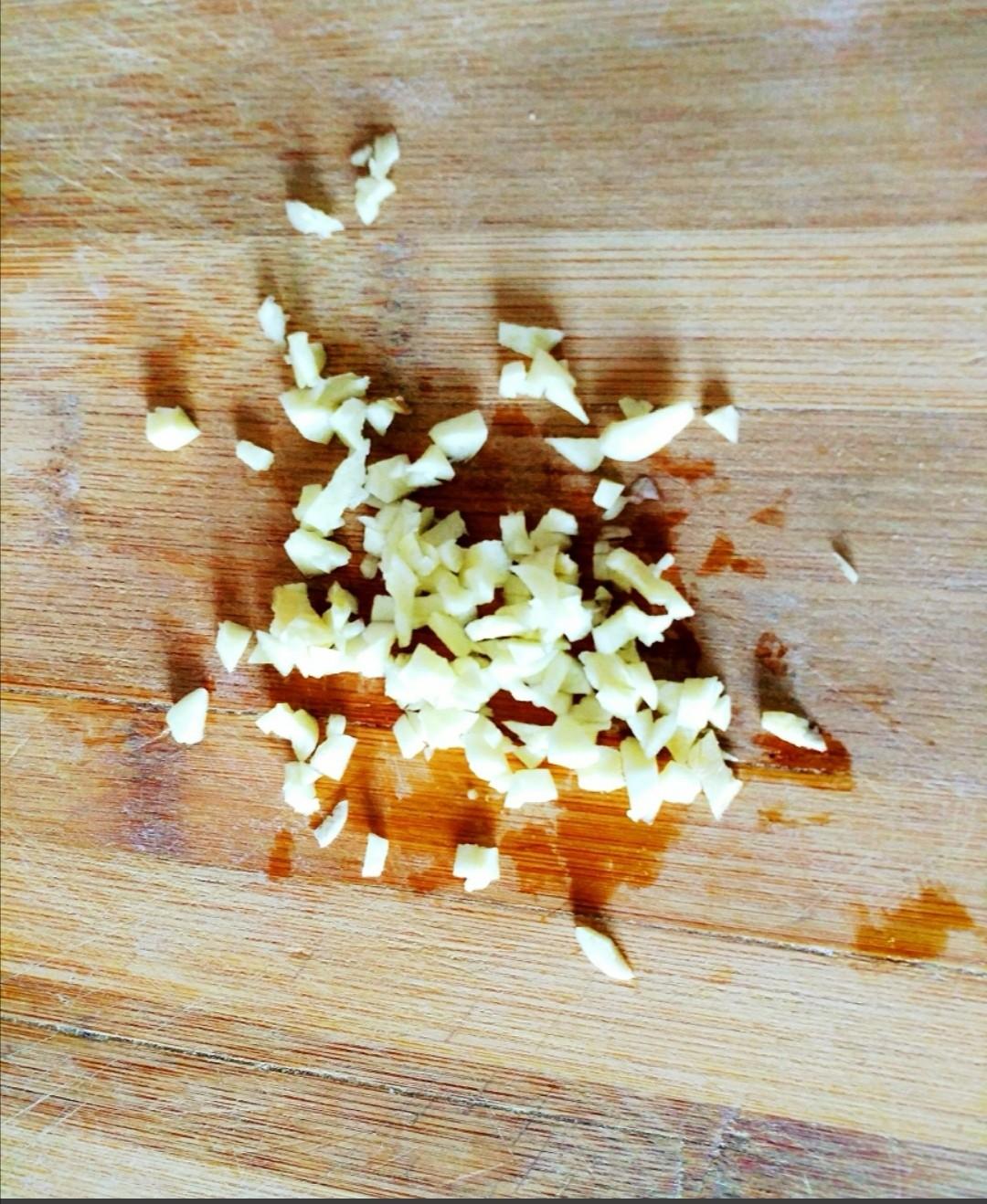 清炒小白菜的简单做法