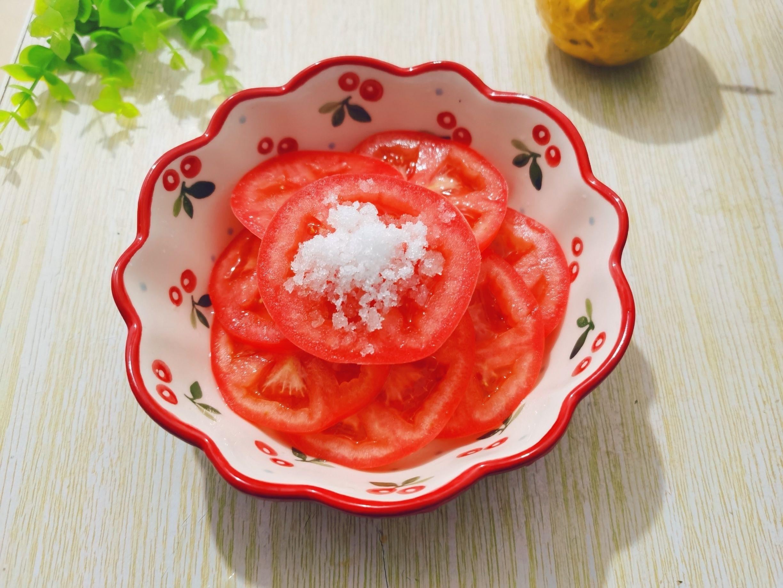 西红柿拌糖怎么吃