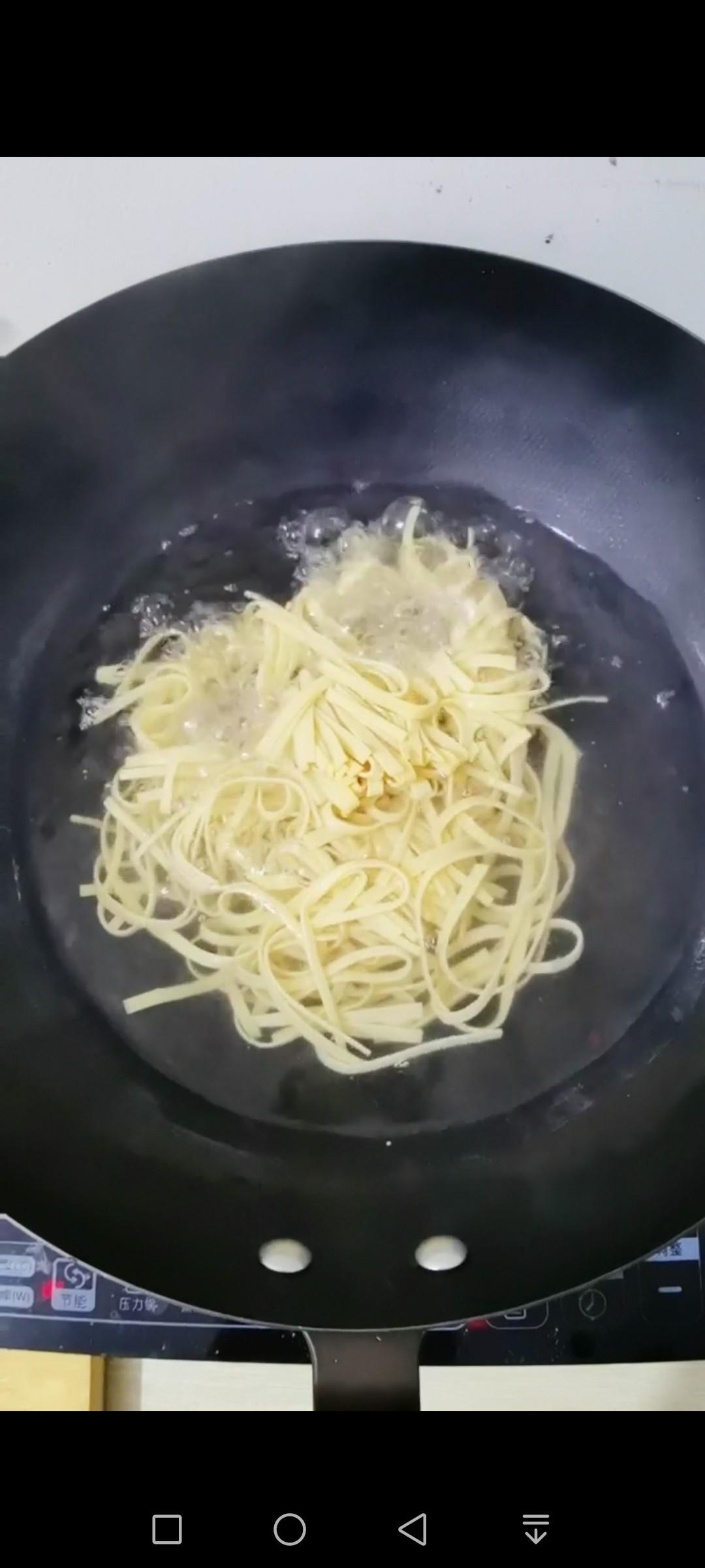 凉拌干豆腐丝的做法图解