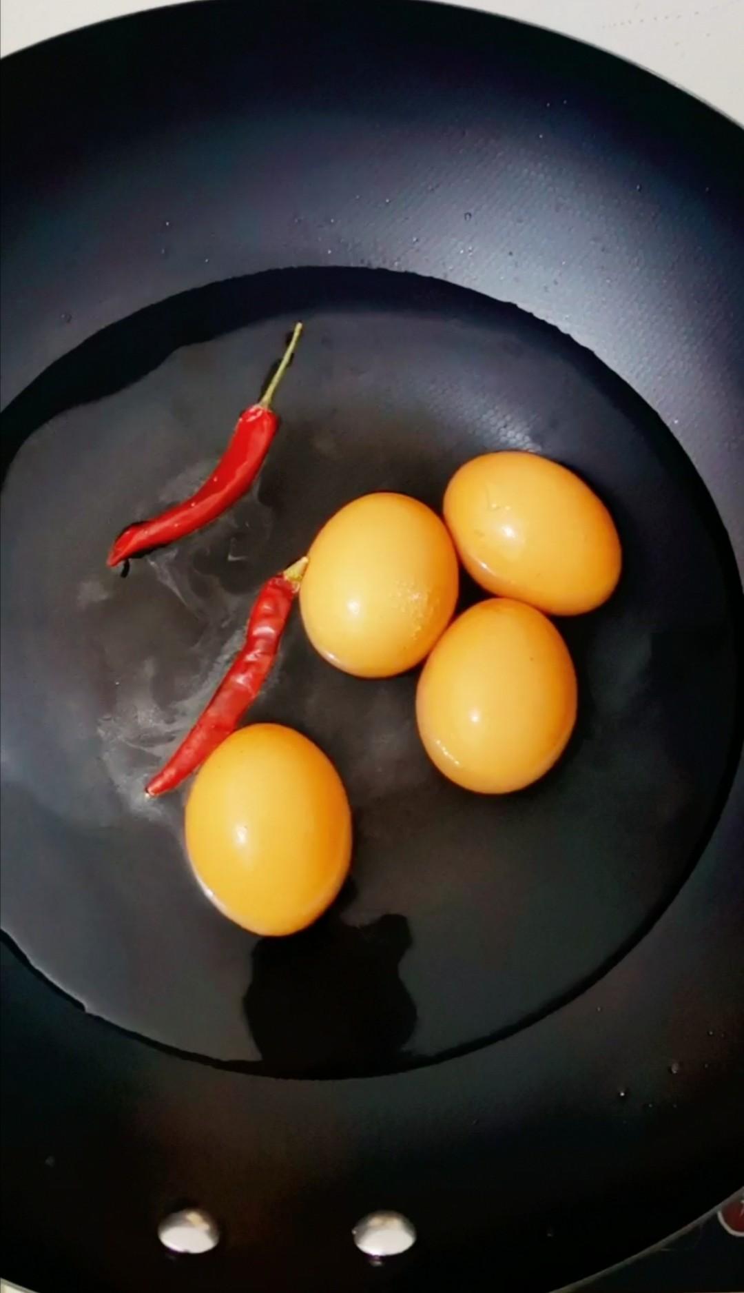卤蛋的做法图解