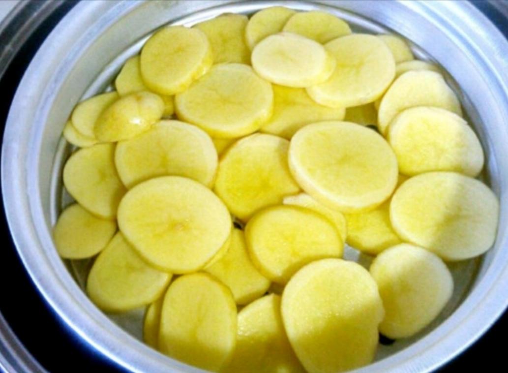 土豆泥的做法图解