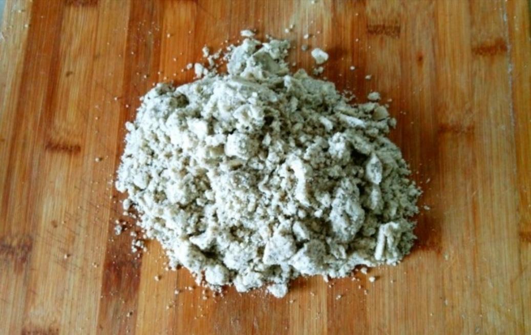 苏子盐酥饼怎么做