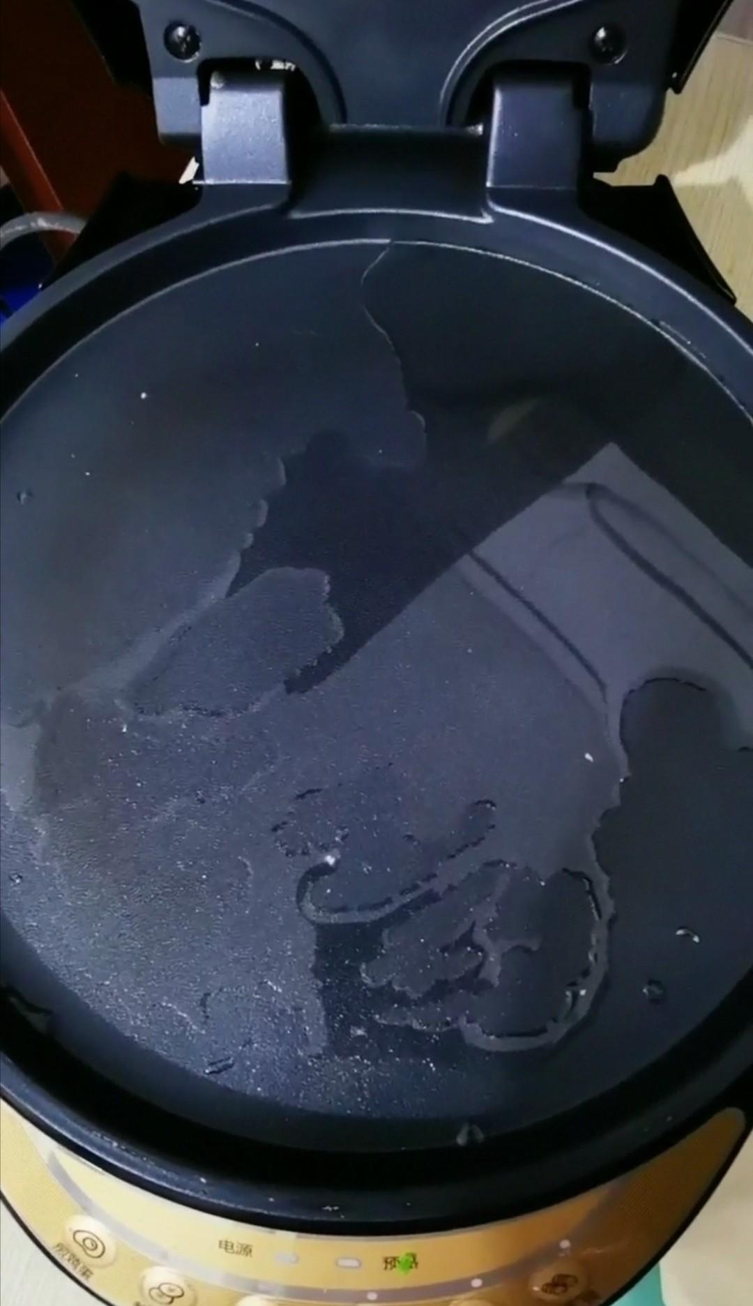 韭菜猪肉馅饼的制作方法