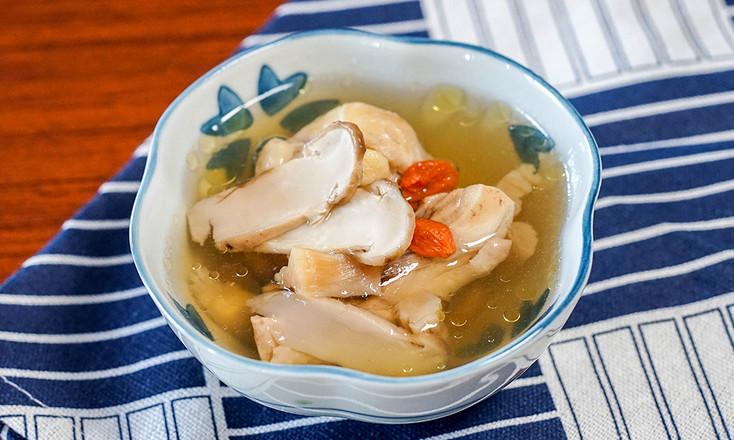 新鲜松茸鸡汤的简单做法