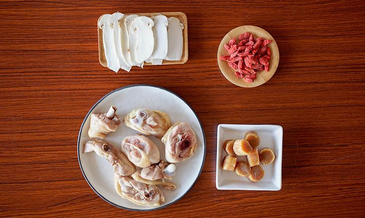 新鲜松茸鸡汤的做法大全