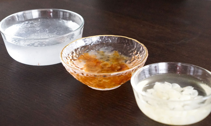 桃胶雪燕银耳甜汤,女人的胶原美颜羹!的做法大全