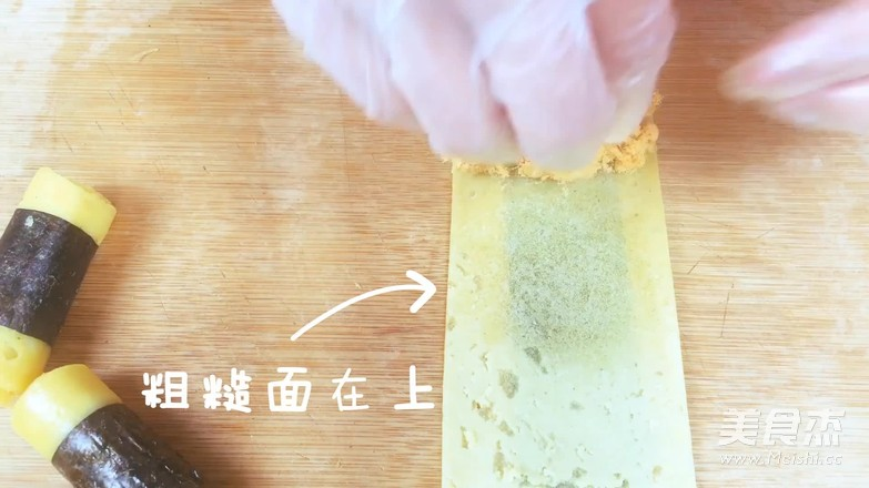「膳小姐 | 紫菜肉松鸡蛋卷」怎么煮