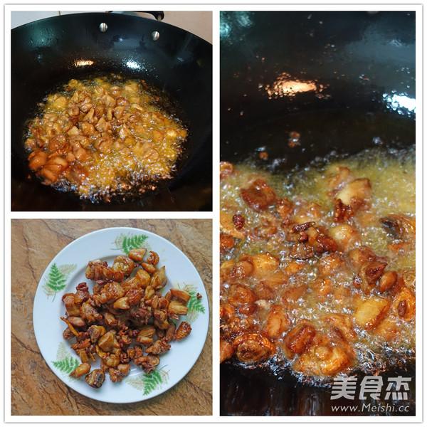 辣子鸡的简单做法