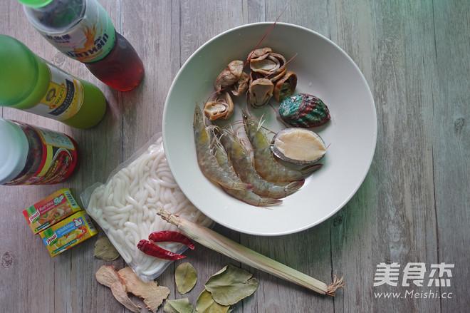 泰式冬阴功汤面的做法大全