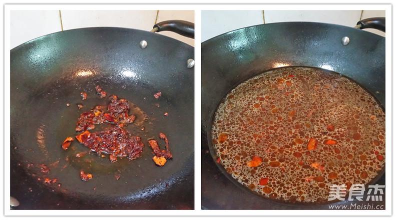 红烧苦瓜酿肉的家常做法