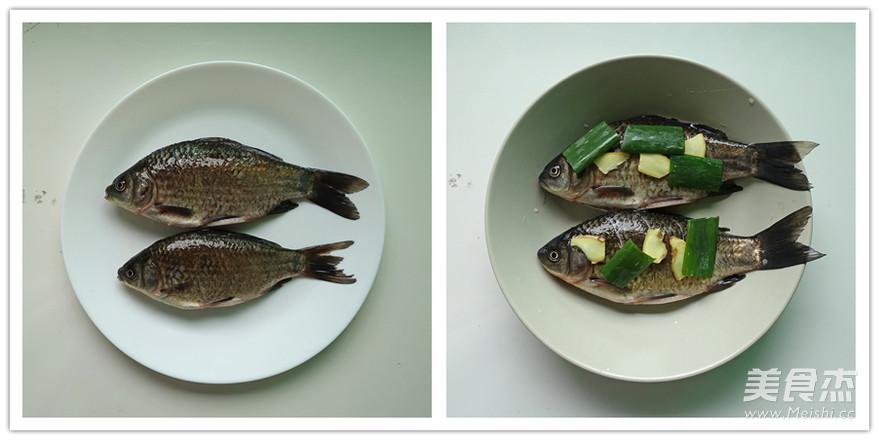 香酥鲫鱼的做法图解