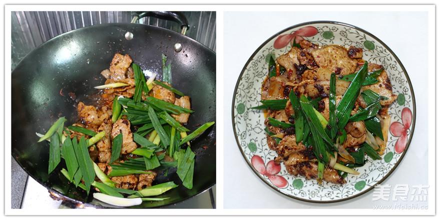 盐煎肉的简单做法