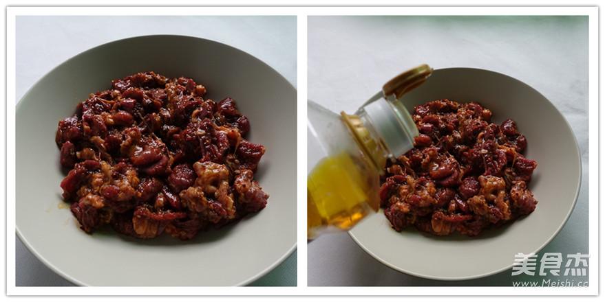 粉蒸牛肉的简单做法