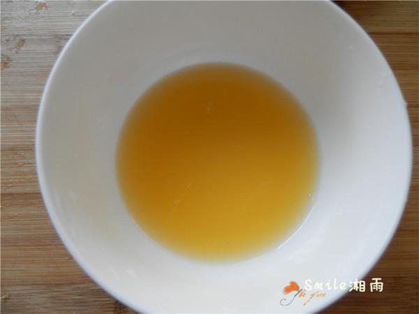 国橙蒸枸杞蛋的简单做法
