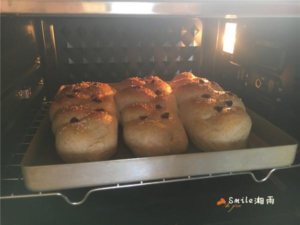 全麦酸奶辫子面包的制作