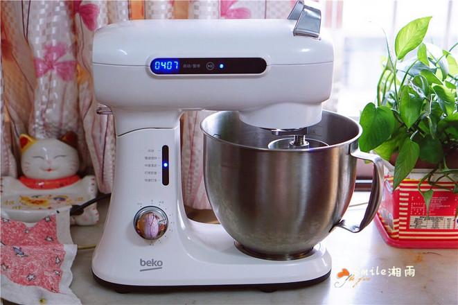 全麦酸奶辫子面包的家常做法