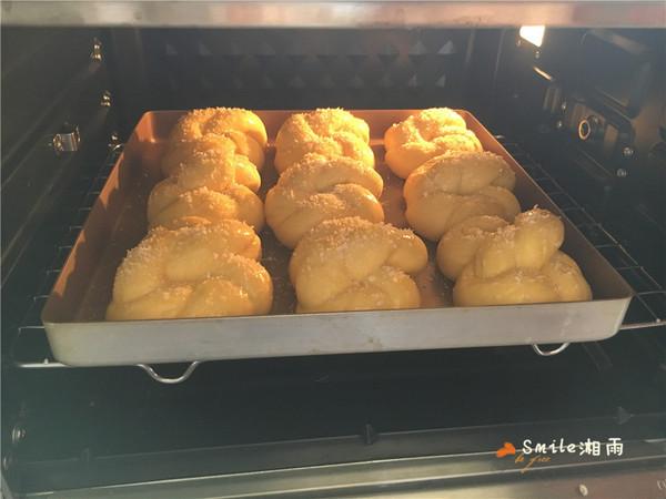南瓜老式面包的制作