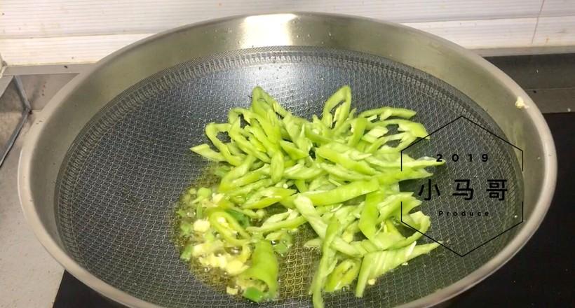 青椒木耳炒蛋#家常菜怎么做