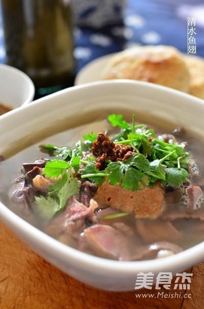 天津风味羊汤怎么炒