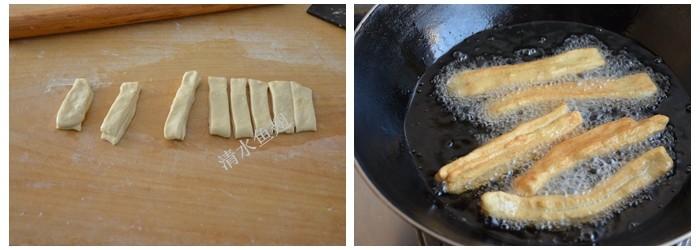 香脆油条的简单做法