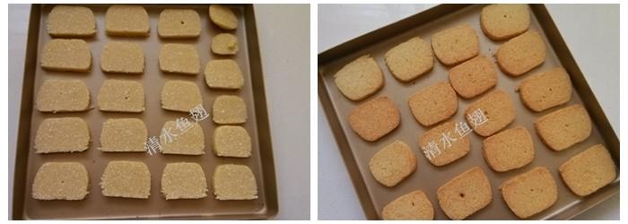 椰蓉黄油饼干的简单做法