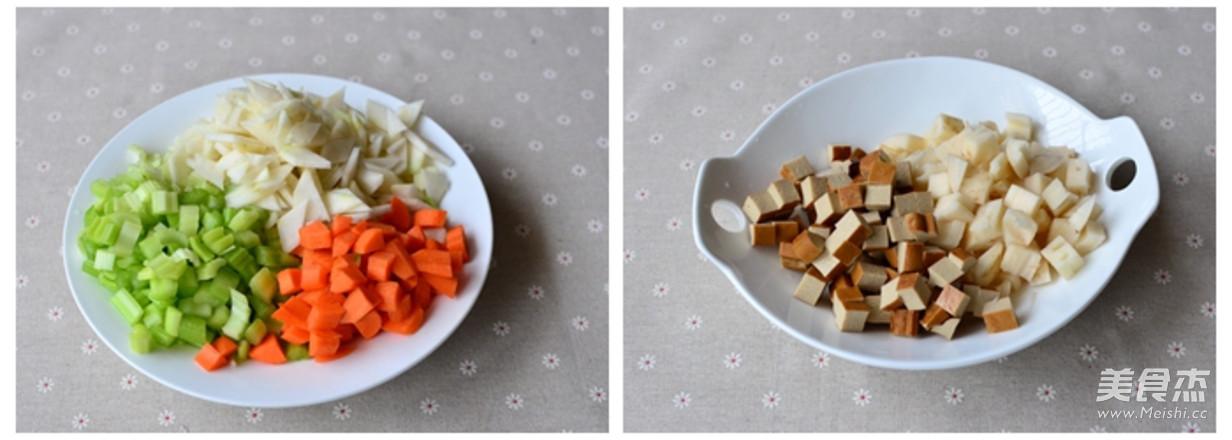 什香菜的做法图解