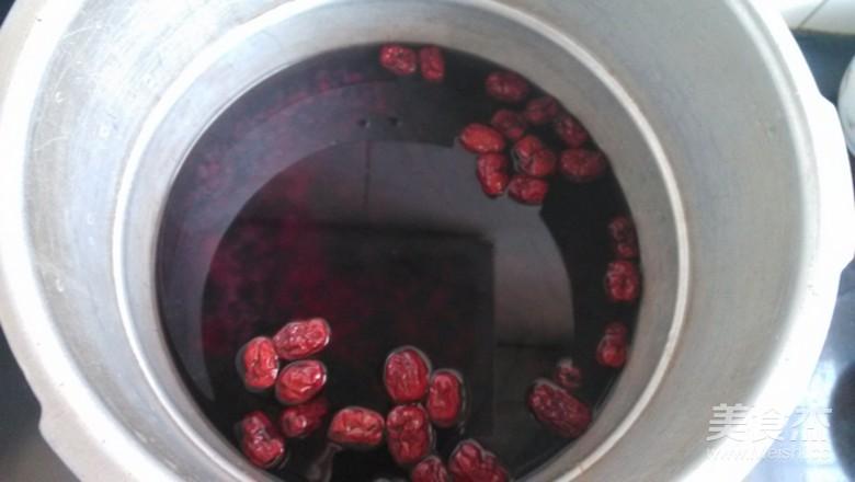 黑米红豆红枣粥怎么吃