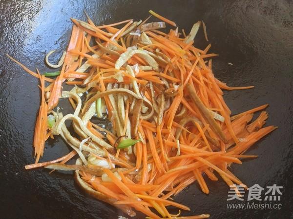 炒合菜的简单做法