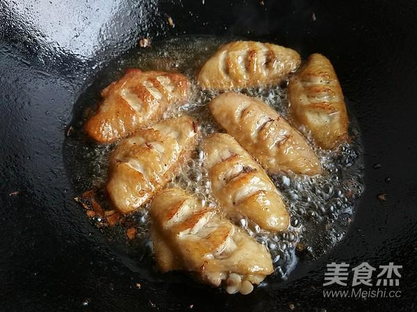 干锅鸡翅怎么炒