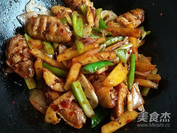 干锅鸡翅怎样做