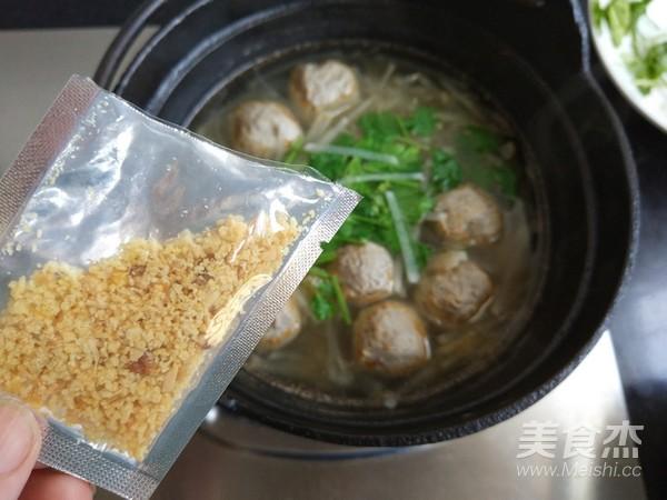 萝卜牛肉丸子汤怎么做