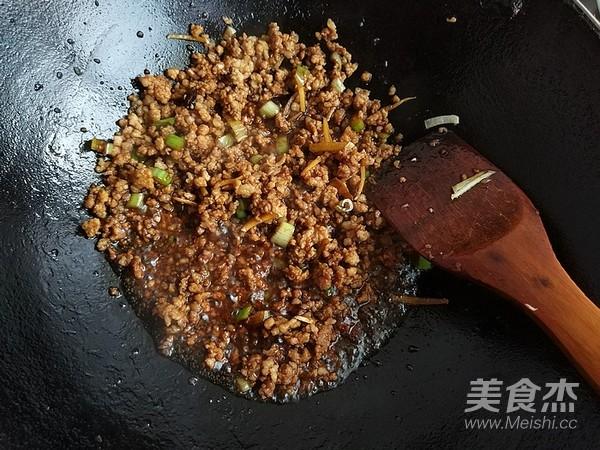 肉末粉丝圆白菜怎么吃