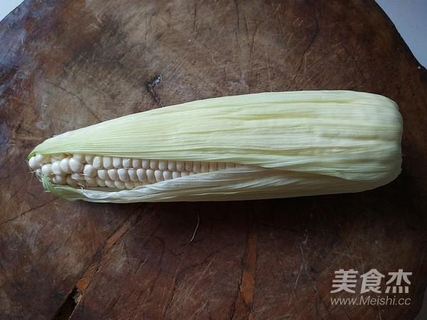 玉米排骨汤怎么吃