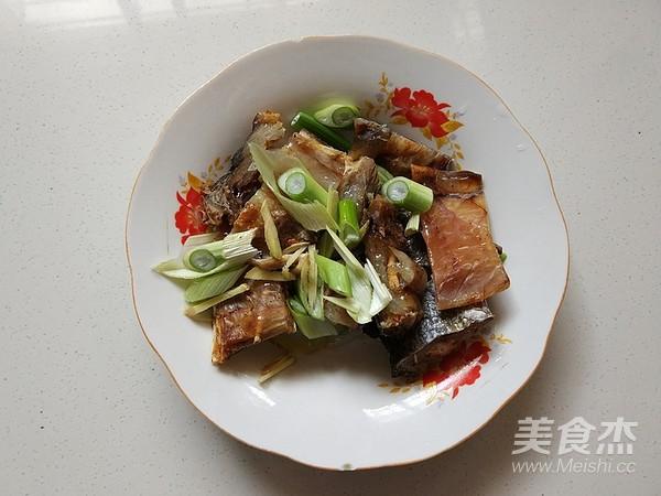 蒸腊鱼的简单做法